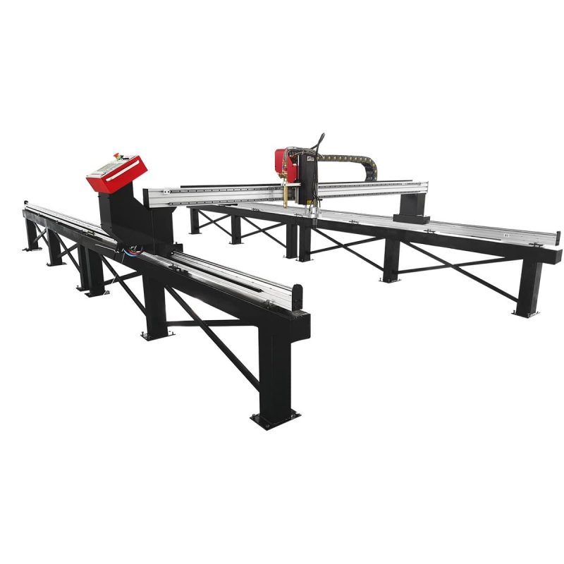 steeltailor portable gantry cnc cutting machine