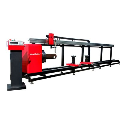 TubeTailorII CNC tube cutting machine