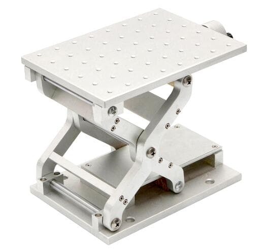 Portable 3D Moving Workbench Laser Marking Engraving Table