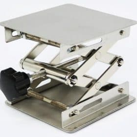 Portable Z-Axis Stainless Steel Workbench for Household Laser Marking Engraving